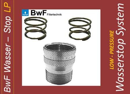 bwf ii wasserstop schlauchplatzsicherung wasserfilter waschmaschine sp lmaschine ebay. Black Bedroom Furniture Sets. Home Design Ideas